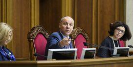 Парубий рассказал, когда Рада возьмется за кадровые вопросы и госбюджет